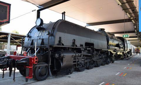 Muzeul Transporturilor din Ruse