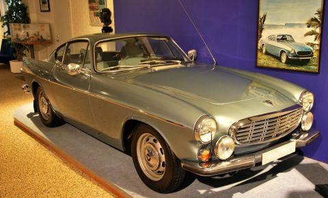 Muzeul Volvo din Goteborg