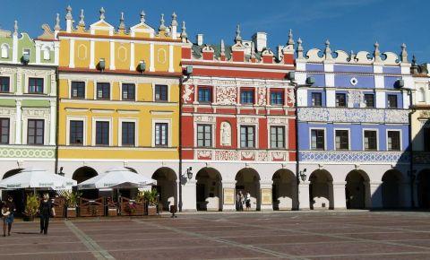Muzeul din Zamosc