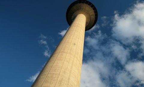 Turnul de Observatie Nasinneula din Tampere