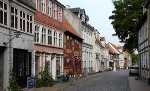 Strada Nedergade din Odense