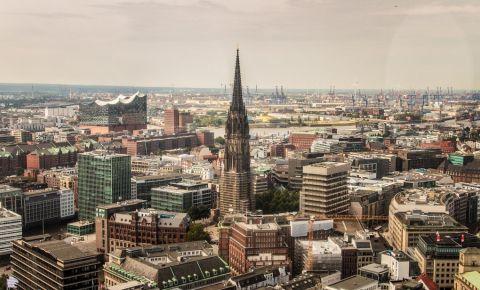 Vechea Biserica Sfantul Nicolae din Hamburg