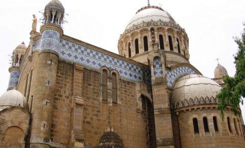 Biserica Notre Dame d'Afrique din Alger