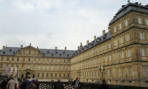Noua Resedinta din Bamberg