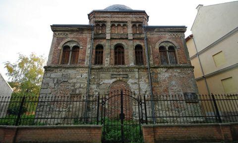 Noua Sinagoga din Sopron