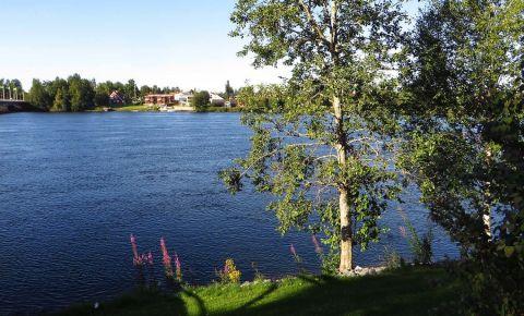 Lacul Nydalasjon din Umea