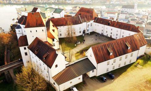 Fortareata Veste Oberhaus din Passau