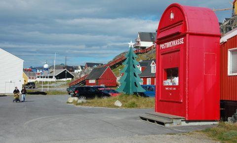 Oficiul Postal al lui Mos Craciun din Nuuk