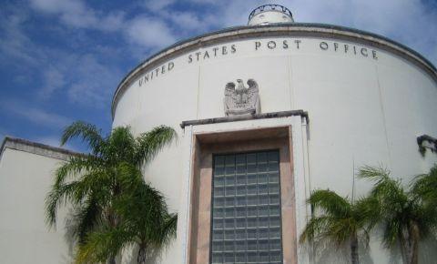 Oficiul Postal Miami Beach