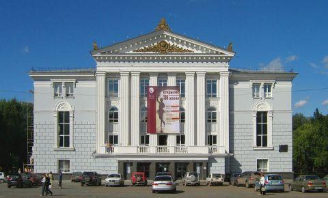 Opera si Baletul Ceaikovski din Perm