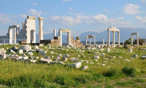 Orasul Antic Laodicea din Pamukkale