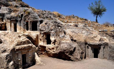 Orasul Antic Tlos din Fethiye