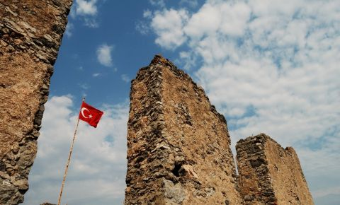 Orasul Kaya din Fethiye