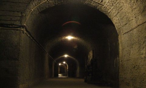Orasul Subteran din Eger