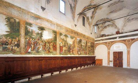 Oratoriul Santa Cecilia din Bologna