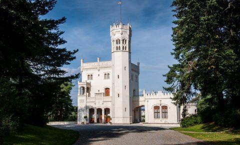 Castelul Oscarshall din Oslo