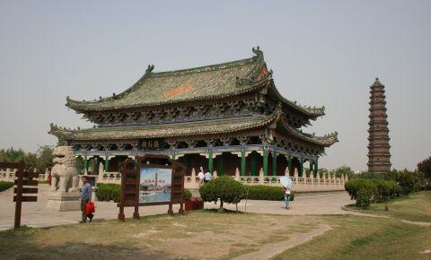 Pagoda Po din Kaifeng