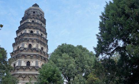 Pagoda Templului Nordic din Suzhou