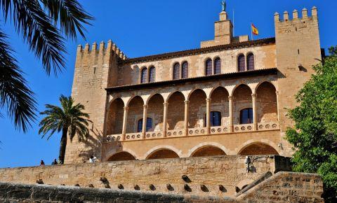 Palatul Almudaina din Palma de Mallorca