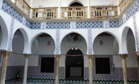 Palais des Rais din Alger