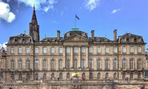 Palatul Rohan din Strasbourg