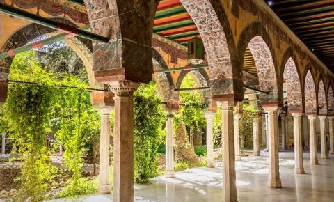 Palatul Ahmed Bey din Constantine