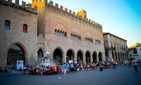 Palatul Arengo din Rimini
