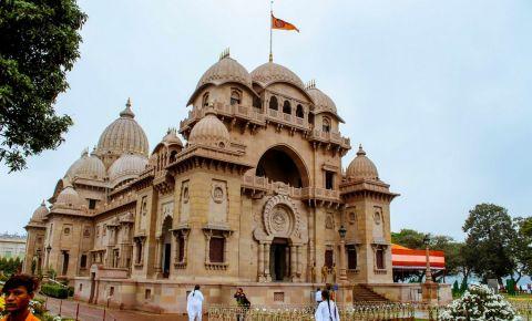 Palatul Belur Math din Calcutta