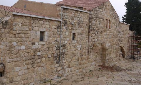 Palatul Burnt din Madaba