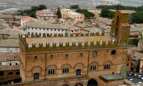 Palatul Capitano del Popolo din Orvieto