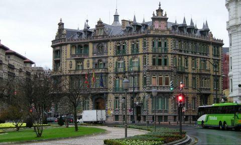 Palatul Chavarri din Bilbao