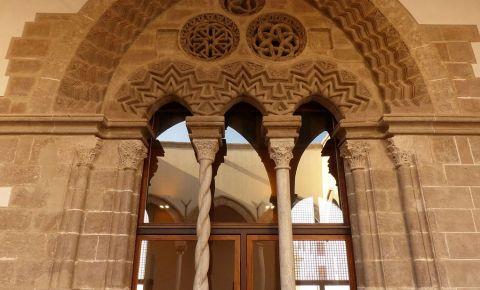 Palatul Chiaromonte Steri din Palermo