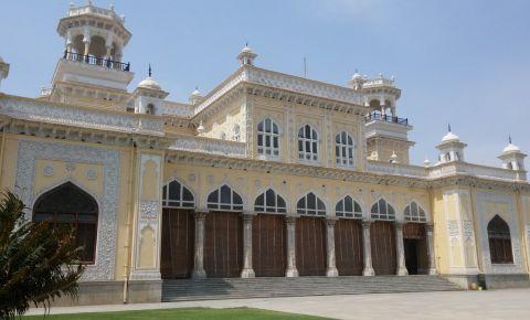 Palatul Chowmahalla din Hyderabad