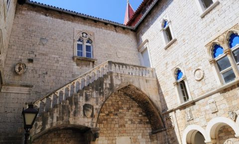 Palatul Cipiko din Trogir