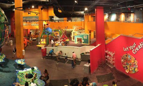 Palatul Copiilor din Atlanta