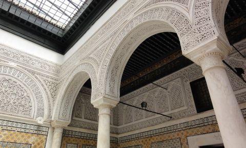 Palatul Dar Lasram din Tunis