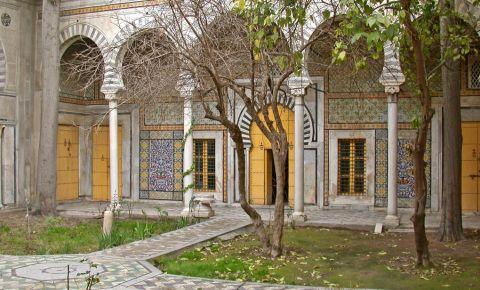 Palatul Dar Othman din Tunis