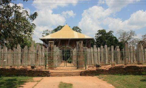 Palatul de Bronz din Anuradhapura