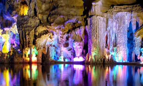 Palatul de Cristal din Guilin