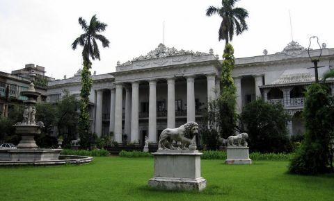 Palatul de Marmura din Calcutta