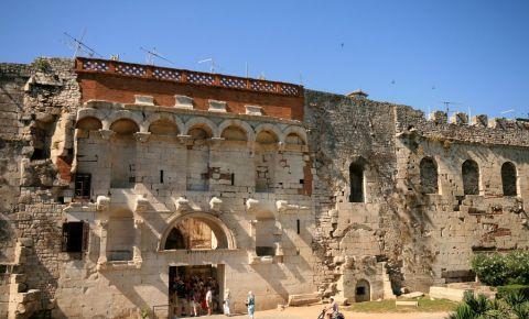 Palatul lui Diocletian din Split