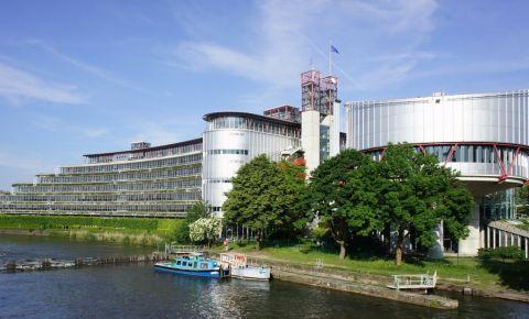 Palatul Drepturilor Omului din Strasbourg
