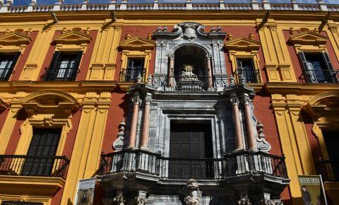 Palatul Episcopiei din Malaga