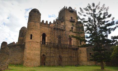 Palatul Fasiladas din Gonder
