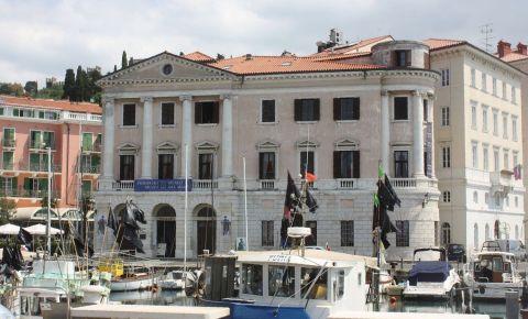 Palatul Gabrielli din Piran