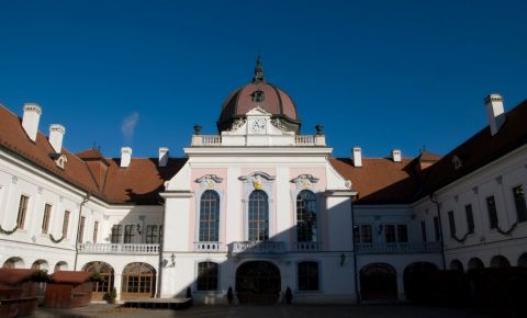 Palatul din Godollo