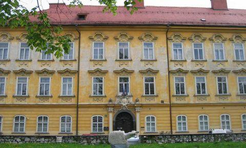 Palatul Gruber din Ljubljana