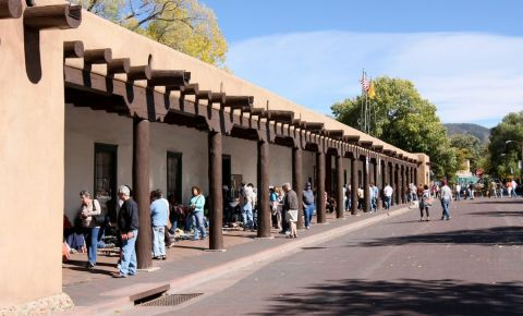 Palatul Guvernatorilor din Santa Fe