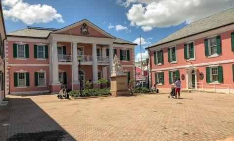 Palatul Guvernului din Nassau