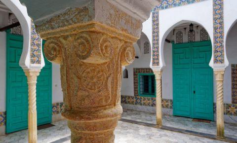 Palatul Hassan Pasa din Alger